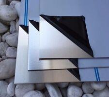 Aluminiumblech 1,5 und 2,0 mm ein Seite Folie Neue Material Alu Blech