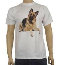 Pastore tedesco T-Shirt-Cane Lupo alsaziano regalo-taglie S a 3XL