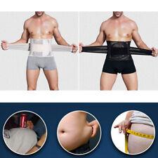 Girdle Trainer Shapewear Hot Tummy Fit Exercise Belt Waist Men Shaper Gym Body