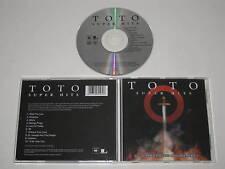 Toto / Super Hits (Columbia 508048 2)CD Album