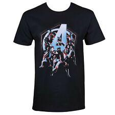 Avengers Endgame Quantum Armor Team Men's T-Shirt