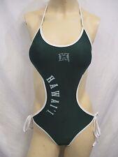Hawaii Warriors Women S M L XL One Piece Bathing Suit Swim Wear NCAA SWBX4