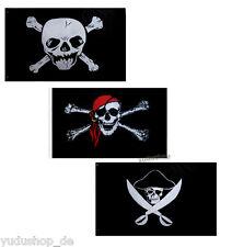 Piratas Bandera Bandera Calavera Bandera 150 x 90cm