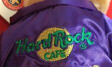 "Hard Rock Cafe Herrington Teddy Bears Limited Edition Collectible Plush 10"""