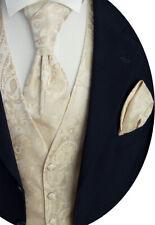 beytnur Gilet MATRIMONIO PLASTRON fazzoletto da taschino, Cravatta nr. 20.2 tg.