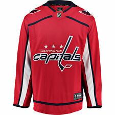 NHL Washington Capitals fanatiques de marque Home Breakaway Jersey Chemise Homme