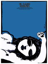 El Caso Cernik, Cernik's case Decor Poster. Graphic Interior, Art Design. 3096