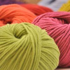 05 x 50g Balls: ARAN 100% Fine Merino Wool - Bessie May SMITSY