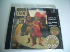 LE VIOLON VAGABOND CD GRAF MOURJA VIOLIN/ NATALIA GOUS PIANO.BARTOK PAGANINI..