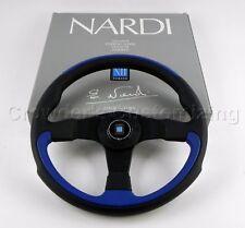 Nardi Personal Steering Wheel Leader 350 mm Black Blue