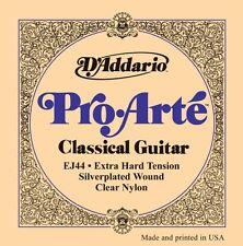 D'Addario EJ44 Pro-Arte SP Extra Hard Classical Guitar Strings SetFree US Ship