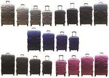 """20"""" 24"""" 28"""" 32"""" Estuche de equipaje maleta de cáscara dura trolley cabina 4 ruedas con"""
