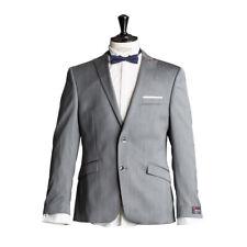 ATELIER TORINO Soirée de Gala Veste SAKKO ticien gris coupe moderne