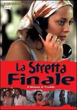 Dvd **LA STRETTA FINALE ♦ A WOMAN IN TROUBLE** nuovo sigillato 1998