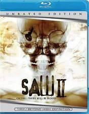 Saw II (Blu-ray Disc, 2007, Canadian) Darren Lynn Bausman