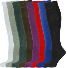 Mysocks Knee High Socks Plain