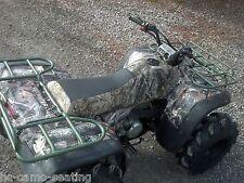 Honda Trx 300 88-00 camo GRIPPER seat cover