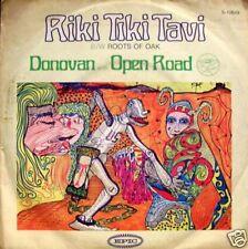 "Donovan - riki tiki tavi/roots of oak 45"""