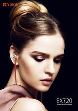 Universal Kopfhörer YISON EX720 Kopfhörer mit Mikrofon Stereo Sport Ear Phone
