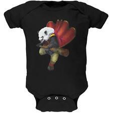 Panda Warrior Monk Soft Baby One Piece