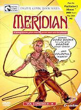 Meridian - Volume 2 (CrossGen Digital Comic), New DVD, ,