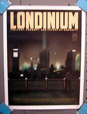 Serenity/Firefly Blue Sun Travel Poster/Print- Londinium (SEPO-BSS1-01)
