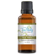 TRUPURITY TEA TREE (Melaleuca) 100% PURE Essential Oil (30ML) THERAPEUTIC GRADE!