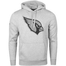 New Era Fleece Hoody - NFL Arizona Cardinals heather grey