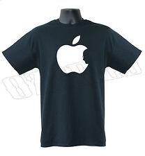 Apple Steve Jobs Face Movie Memorial Tribute Mens T-Shirt S-XXL Sizes