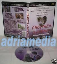 GROZNICA LJUBAVI DVD Liebesfieber Fever of love Srbija 1984 Deutsch English Fren