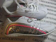 NIB Baby Phat Tempo Foil   Casual FASHION Athletic Shoe youth big girls