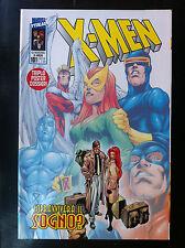 GLI INCREDIBILI X-MEN n. 101 - Ed. Panini Comics Novembre 1998 con Triplo POSTER