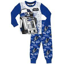 Kids Star Wars Pyjamas Snuggle Fit | Star Wars PJs | Star Wars R2D2 Pyjama Set