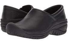 Keen PTC Slip-On II Black Clog Shoes Men's sizes 7-15 NEW!!!