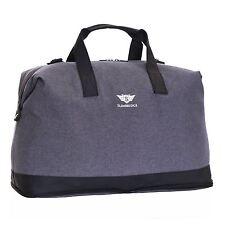 EasyJet Ryanair Flybe Cabin Approved Weekend Travel Folding Shoulder Holdall Bag
