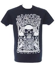 AMON AMARTH - Bearded Skull - T SHIRT S-M-L-XL-2XL Brand New - Official T Shirt
