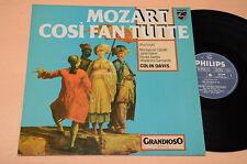LP CLASSICA MOZART CABALLE' COSI FAN TUTTE PHILIPS 1974 NM ! UNPLAYED ! MAI SUOA