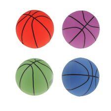 8.5'' Inflatable Basketball Sports Training Ball Beach Ball for Kids Children