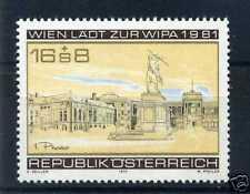 AUTRICHE - 1979 - yvert 1459 - WIPA 1981, neuf**