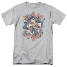 Superman Coming Through T-Shirt DC Comics Sizes S-3X NEW