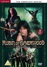 Robin Of Sherwood Complete Series 1 2 - 3 Dvd Box Set Michael Pare Hood New Uk