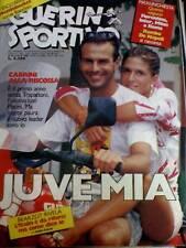 Guerin Sportivo 30 1986 Poster De Napoli - Maradona -