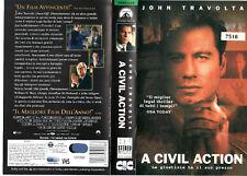 A Civil Action (1998) VHS