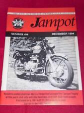 JAMPOT - AJS & MATCHLESS - Dec 1994 # 499