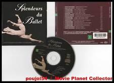 SPLENDEURS DU BALLET (CD) Lazarev,Jordan 1994