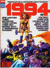 1984/1994 # 17 (Alex Nino) (Warren piacciono, USA, 1981)