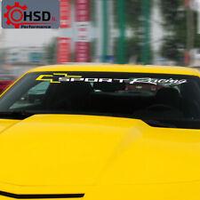 2X Relfective Vinyl Decal Windshield Window Stickers For Chevrolet Cruze Aveo