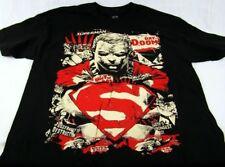 Mens DC Comics Original Super Hero Superman Short Sleeve T Shirt Sz S M L XL 2X