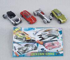 Überraschungsei Figuren Auto Design Cars + BPZ Auswahl UeEi