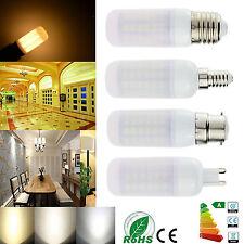 LED Luz Maíz 5-15w E27 E14 B22 G9 GU10 bombilla 5730smd 220-240v Energía SAVE
